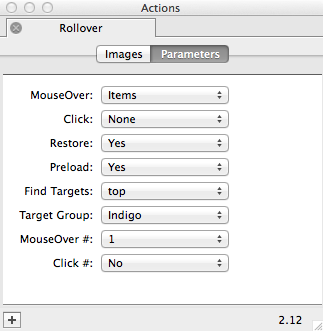 Softpress KnowledgeBase :: Triggers and Targets in Freeway