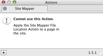 softpress knowledgebase site mapper actions suite