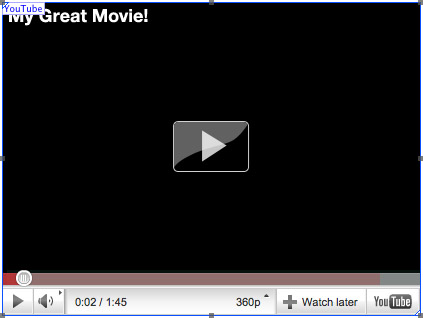 softpress knowledgebase using youtube and vimeo movies. Black Bedroom Furniture Sets. Home Design Ideas